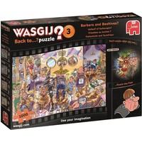 Puzzel Wasgij Back to 03 Vetkuif 1000 stukjes