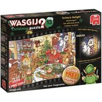 Puzzel Wasgij Christmas 13 2x1000 stukjes