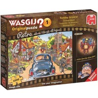 Puzzel Wasgij Retro Original 01 1000 stukjes