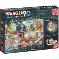 Puzzel Wasgij Retro Mystery 01 1000 stukjes