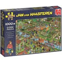 Puzzel Jan van Haasteren De Groentetuin 1000 stukjes