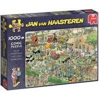 Puzzel Jan van Haasteren Boerderij Bezoek 1000 stukjes