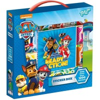 Sticker box Paw Patrol ToTum 1000+ stickers