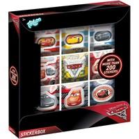 Sticker box Cars ToTum 200+ stickers