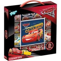 Sticker box Cars ToTum 1000+ stickers