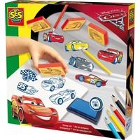 Stempelset SES Cars 3