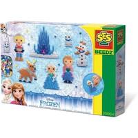 Strijkkralen SES Beedz Frozen 2000 stuks