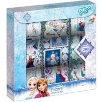 Sticker box Frozen ToTum: 200+ stickers