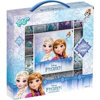 Sticker box Frozen ToTum 1000+ stickers