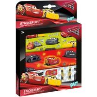 Sticker set Cars ToTum: 45 stickers