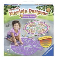 Outdoor Mandala Designer: Fantasy Horses