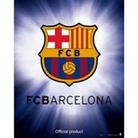Poster barcelona 40x50 cm logo