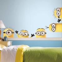 Muursticker Minions RoomMates