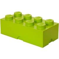 Opbergbox LEGO DESIGN brick 8 zand groen SAND