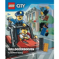 Boek Lego City - bulldozen dieven