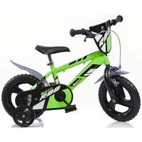 Kinderfiets Dino Bikes MTB R88 green 12 inch