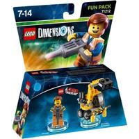 Fun Pack Lego Dimensions W1: Emmet