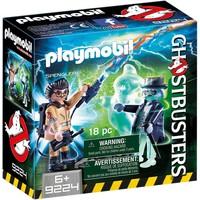 Spengler en geest Ghostbusters Playmobil