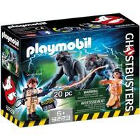 Venkman en Terror Dogs Ghostbusters Playmobil