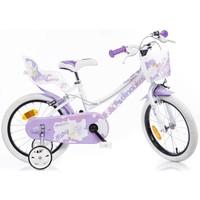 Kinderfiets Dino Bikes Fairy 16 inch