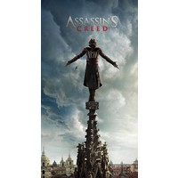 Badlaken Assassins Creed 70x140 cm
