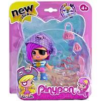 Speelfiguur Pinypon piraat met zeemeermin