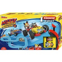 Roadstar Racers Mickey Mouse Carrera FIRST Racebaan