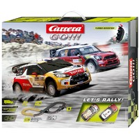 Lets Rally Carrera GO Racebaan