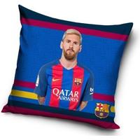 Kussen barcelona Messi 40x40 cm