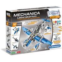 Mechanica vliegtuigen en helikopters Clementoni