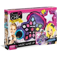 Crazy Chic muziek make-up Clementoni