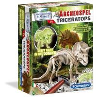 Archeospel Triceratops fluor Clementoni