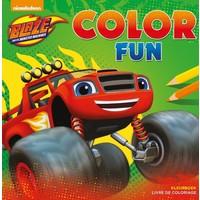 Kleurboek Blaze color fun