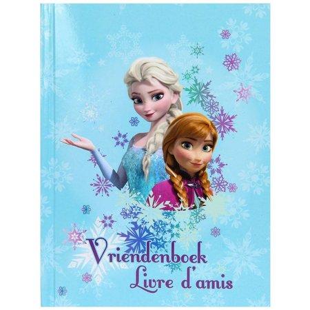 Frozen Vriendenboek Frozen