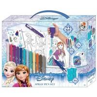 Spraypens Frozen 12 stuks