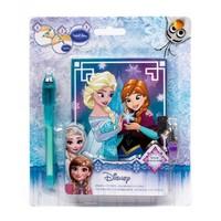 Geheim dagboek + UV pen Frozen