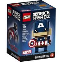 BrickHeadz Lego: Captain America