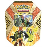 Pokemon Island Guardians tin Tapu Koko GX