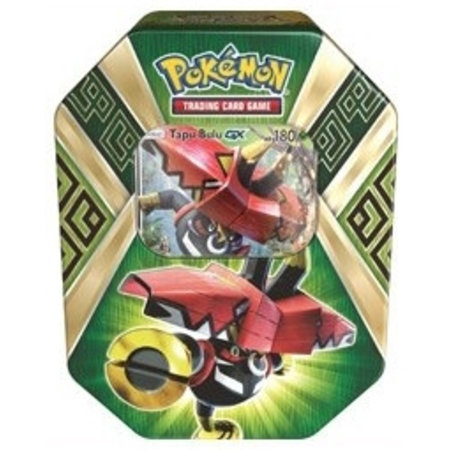 Pokémon Pokemon Island Guardians tin Tapu Bulu GX