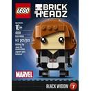 LEGO BrickHeadz Lego: Black Widow