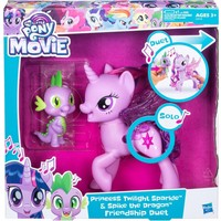 Twilight Sparkle & Spike My Little Pony