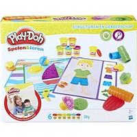 Vormen en Gereedschappen Play-Doh: 336 gram