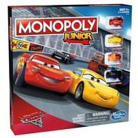 Monopoly junior Cars 3
