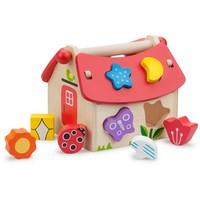 Vormenhuis New Classic Toys 21x16x17 cm