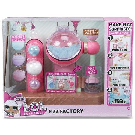 L.O.L. collectibles L.O.L. collectibles Fizz Factory speelset