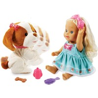 Suzy en haar puppy Little Love Vtech: 24+ mnd