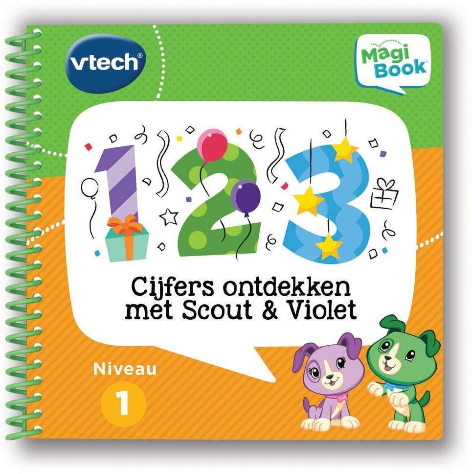 MagiBook activiteitenboek - Cijfers ontdekken met