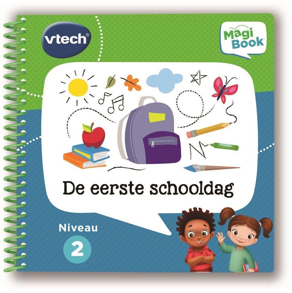 MagiBook activiteitenboek - De eerste schooldag