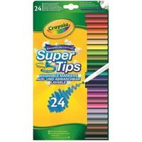 Viltstiften super punt Crayola 24 stuks