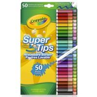 Viltstiften super punt Crayola 50 stuks